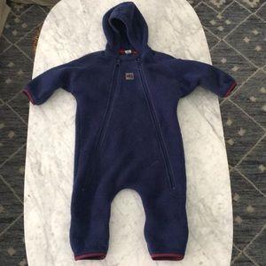 Other - MEC fleece bunting suit - blue